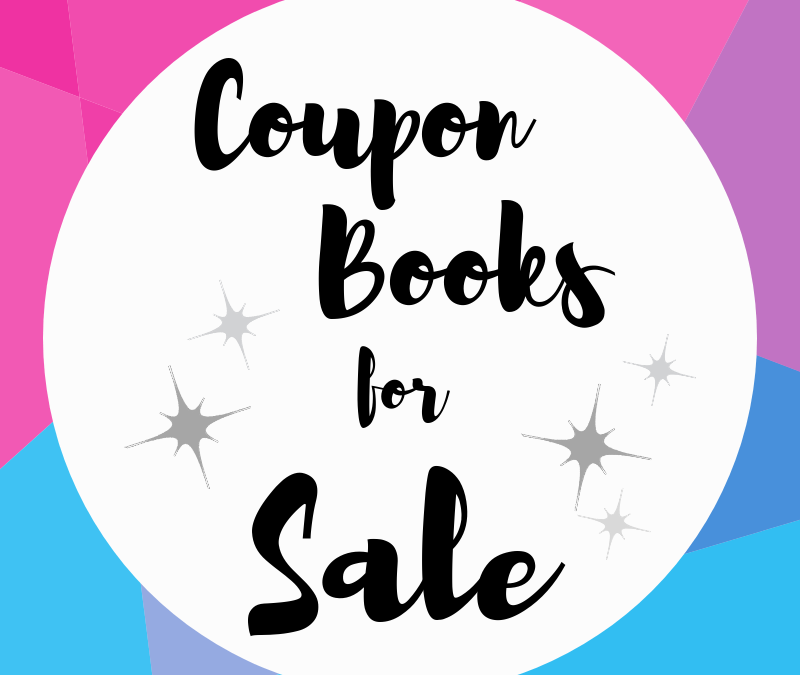 Coupon Books Still For Sale!